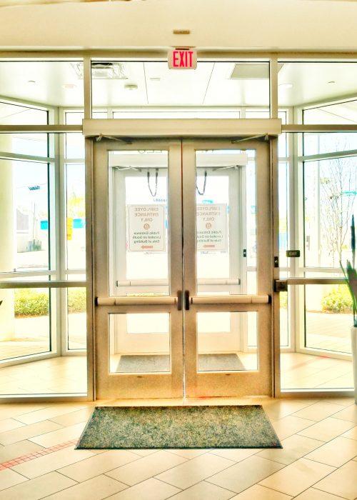 Quad Automated Door System