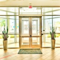 automated entrance Swing-Door